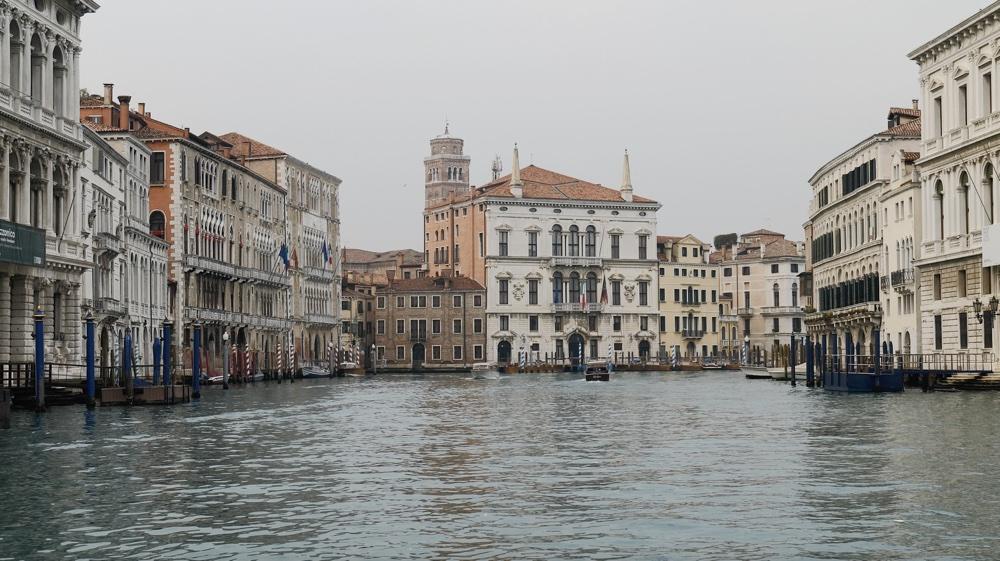 UNESCO - Venezia Canal Grande